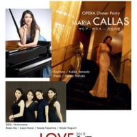 Opera Dinner Party のご案内「Feel that LOVE」