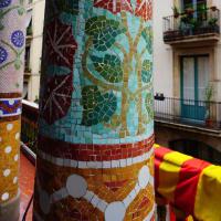 【バルセロナのモデルニスモ建築・カタルーニャ音楽堂その二】ポルトガル(リスボン他)&スペイン(バルセロナ)の旅2019