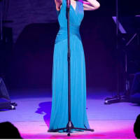 シャンソン歌手リリ・レイLili  Ley  突然の寒さに驚きながら