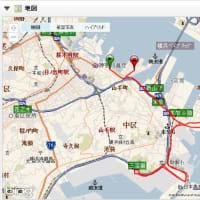 横浜マラソンへ