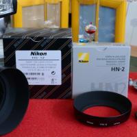 Nikon レンズフード HS-12、HN-2