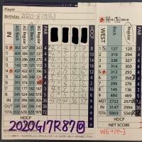 今日のゴルフ挑戦記(319)/東名厚木CC イン(B)→ウエスト