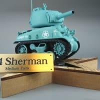 Non-scale  SHERMAN
