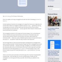 Facebook、これまで放置してきた規約違反Appを数万点停止。