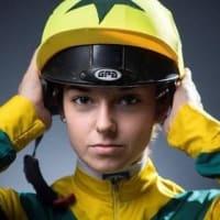 フランス人騎手ミカエル・ミシェルはなかなか美人だ(10月10日発表)
