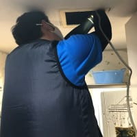 洗面所&浴室の換気扇交換