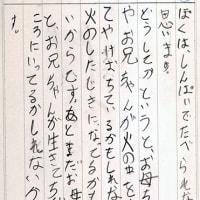 ちいちゃんのかげおくり⑦ 三段落「少し食べたが、どうして少しかじったに変わったのか調べよう」(2)