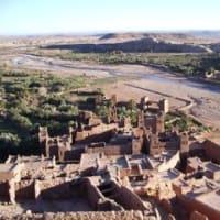 モロッコに吹く風