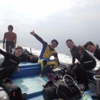 9月10日(火) イルカの群れに遭遇!?リフレッシュ&ファンダイブin島根
