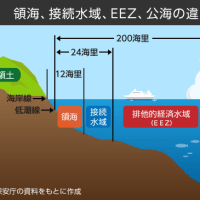 中国公船、16日夜に再度接続水域侵入