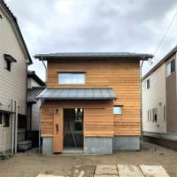 【ministock-11(lab)】完成見学会のお知らせ-新潟の小さい家-