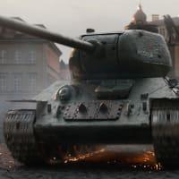 「T-34 レジェンド・オブ・ウォー」