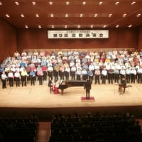 Bike&Music 第9回旧三商大OB男声合唱団交歓演奏会(神戸文化ホール)