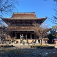 金峯山寺蔵王堂から、中井春風堂で葛餅。