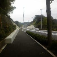 尻手黒川道路の工事状況(開通)(2010年10月24日)