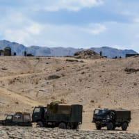 中国軍が係争地で5人「拉致」か、インドがホットラインで警告