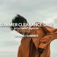 SUMMER CLEARANCE SALE