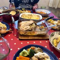 肉を食べる息子が2人そろって久しぶりの自宅ロースト、調理もほぼプロまかせ