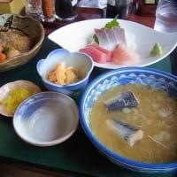 番屋の飯(2) 航海灯 ~魚の駅 生地~