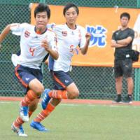 東京都 U-18 サッカーリーグT2 7/7 vs 三菱養和B