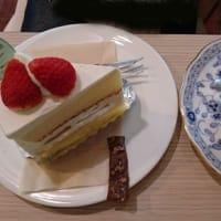 Sugarvine(シュガーバイン)でケーキとお茶