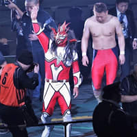 スポーツ No.183 『獣神サンダー・ライガー引退』