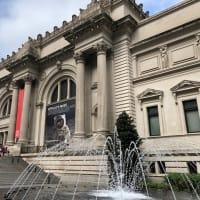 ニューヨークの旅(4)・・・息子と二人旅(トランプタワー&メトロポリタン美術館)