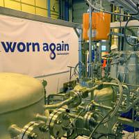 テキスタイルリサイクル Textile recycling