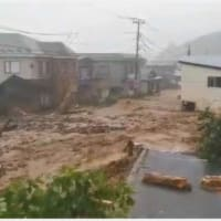『台風が温帯低気圧に変わっても、被害続々。油断できない』実例。台風9号から変わった温帯低気圧で橋崩落・冠水 。青森県内ででレベル5「緊急安全確保」