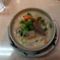この時期お酒のアテにはカス汁を sake-lees soup is the best partner of drinking sake