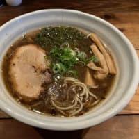 横浜市 麺や幸村 魚介醤油 780円