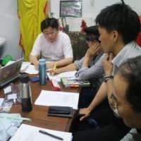6月11日農園会議を開催。