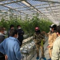 石巻地区4Hクラブ連絡協議会が視察研修を開催しました。