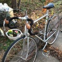 自転車が修理から戻ってきた