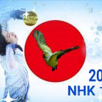 応援コラ画~NHK杯。羽生選手全力応援~