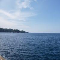 まだまだ真夏の様な暑さの浜田に釣に行きました