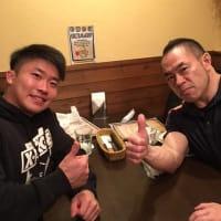 相澤君とガチンコトレーニングバトル