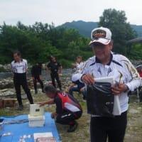 GFG杯争奪アユ釣り選手権 上信越地区予選