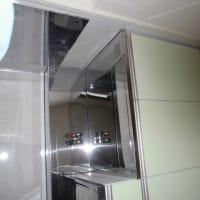 千葉県市川市 流し台回り改修工事 キッチンパネル