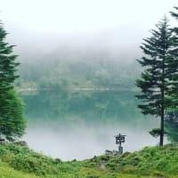 蓼科山荘 双子池ヒュッテ 季節は秋へ