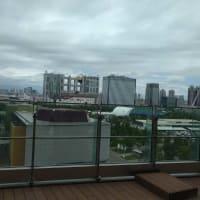 オリンピック訪日外国人のモビリティシミュレーション