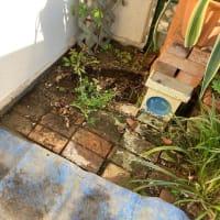 思いのほか漏水の勢いが激しかった修理