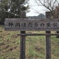 キャンプ場下見(美濃市)