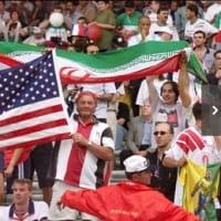 イラン・アメリカ  米軍の中東増派報道の一方で、拘束者の交換でトランプ大統領がイランに謝意表明