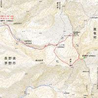 硫黄岳(2760m)(2020.8.30)