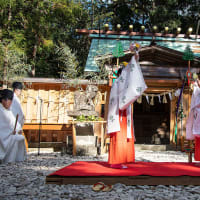 2021.1.10 産田神社例大祭(熊野市有馬町)