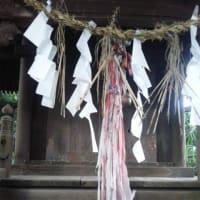 蘇我神社に行って来ました