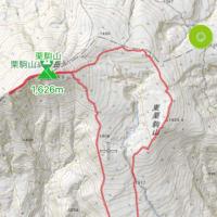 栗駒山(2020/10/2)
