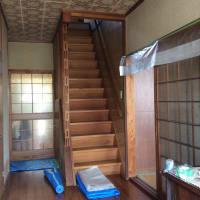 リフォーム工事(階段)