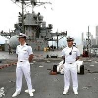 中共中央は、アメリカ第7艦隊の香港への寄港を拒否
